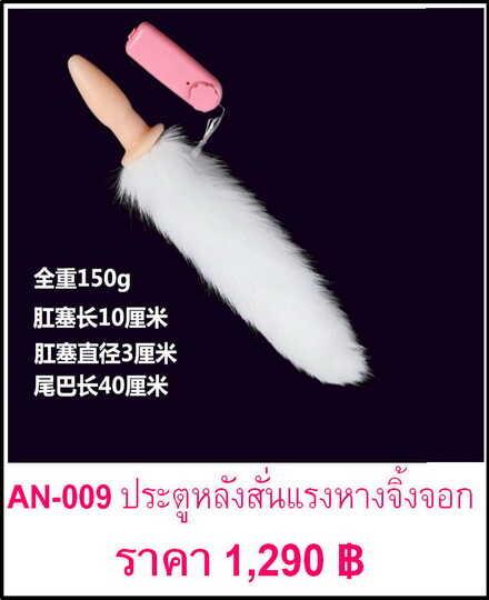 anal-plug AN-009